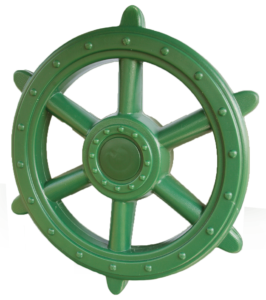 Ship's Wheel for playset